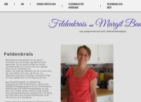Webbsida från Feldenkrais i Värmland Ab, Margit Bangshöj