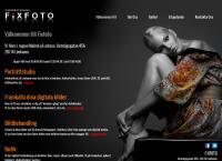 Webbsida från Fixfoto
