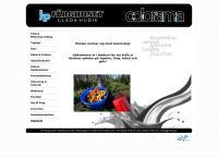 Webbsida från Colorama / JP Färghus i Hudiksvall AB
