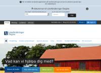 Webbsida från Östgöta Brandstodsbolag AB/Länsförsäkringar