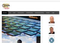 Webbsida från Nybro Lås