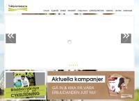 Webbsida från Jack Cykelspecialisten