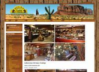 Webbsida från Kulan Trading AB