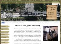 Webbsida från Å-Caféet