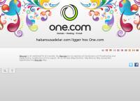 Webbsida från Håkans Usadelar