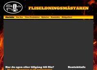Webbsida från Ståhls Plåt AB