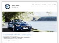 Webbsida från Bilteamet Syd AB