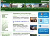 Webbsida från Ranrikegården