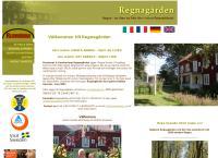 Webbsida från Regnagården