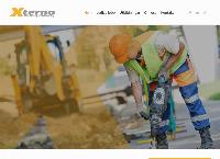 Webbsida från Xterna Bemanning & Utbildning AB